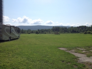 RV parking and storage Cooperstown NY, Milford NY